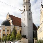 Donauwörth,  Heilig Kreuz Kirche