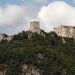Castello di Pergine, zoom