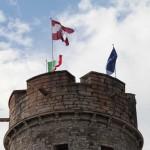 Trento,  Castello del Buonconsiglio, zoom