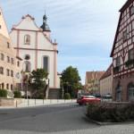 Hilpoltstein am Rathaus