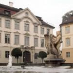 Brunnen am Residenzplatz