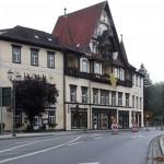 Meiningen, Hotel Sächsischer Hof