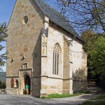 Creuzburg, Kapelle an der Brücke
