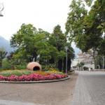 Merano, Kurhaus mit Kurpromenade