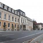 Meiningen, Palais an der Bernhardstraße