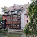 Nürnberg, Altstadt an der Pegnitz