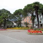 Merano, Kurpromenade