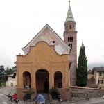 Merano, M. Trost-Kirche