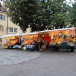 Merano, Kirchplatz