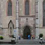 Merano, Nikolauskirche