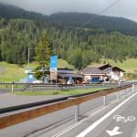 Itália, Passo de Récia-Grenze Áustria