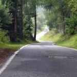 Radweg zum Reschen
