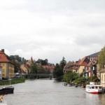 Bamberg, linker Regnitzarm