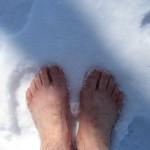 Peeling für die Fußsohlen