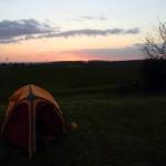 MOF, Sonnenuntergang
