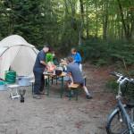Outdoorseminar, Auswahl von Kochern