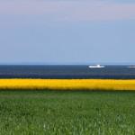 Ostsee vor Greifswald
