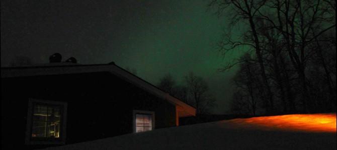 Wintertour Lappland 2019