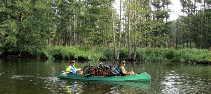 Amazonas des Nordens Tour 2015