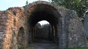 Klostergewölbe