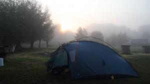Altentreptow, Morgenstimmung