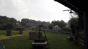 Altentreptow, Regen