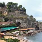 Penisola Sorrentina e Capri dal bikini