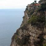 an der Amalfiküste, vor Sorrento