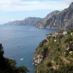 von Positano nach Amalfi