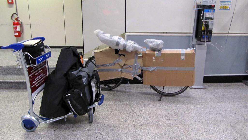 Airport Rom