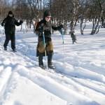 erste BC Ski Tour Grövelsjöhn