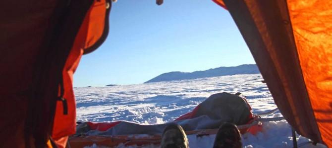 Wintertour durch die Hardangervidda 2018
